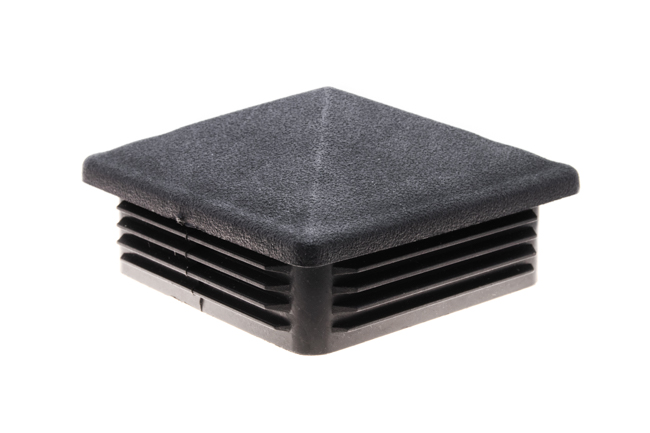 Заглушка квадратная 80х80 мм Пирамида