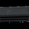 Заглушка прямоугольная 50х100 мм