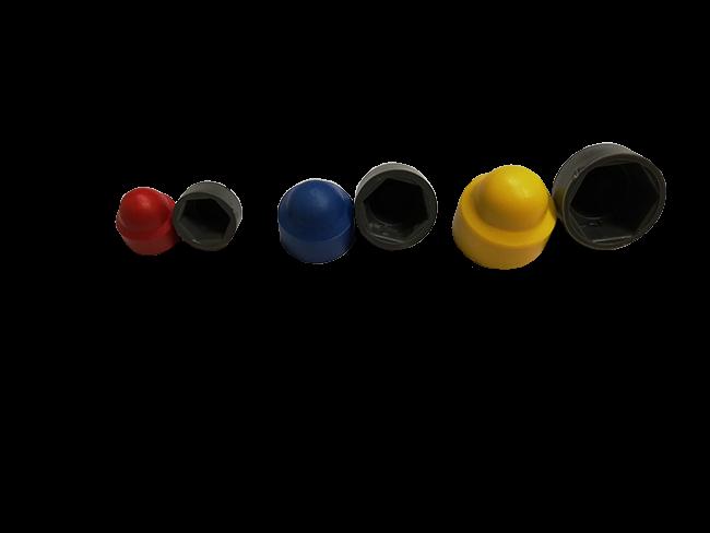 Колпачок М6 (ключ 10) цветной