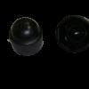 Колпачок М14 (ключ 22) черный