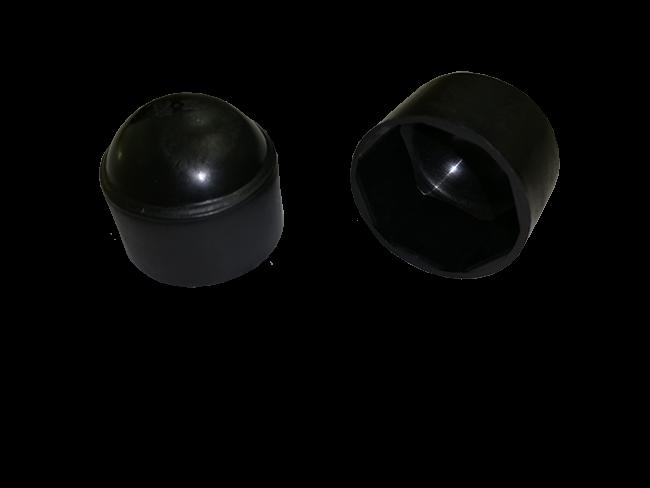 Колпачок М20 (ключ 30) черный