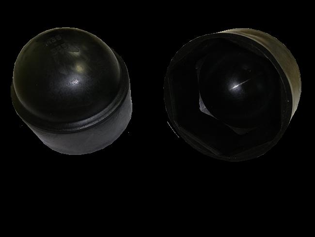 Колпачок М30 (ключ 46) черный