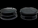 Заглушка круглая Ø42 мм