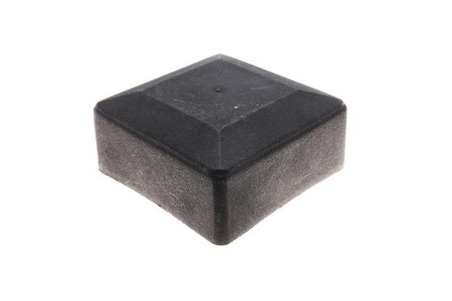 Заглушка квадратная наружная 60х60 мм